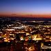 Lamezia Terme (zona Nicastro) di notte