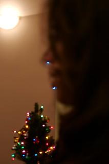 Sister and Xmas Tree | by JenGallardo