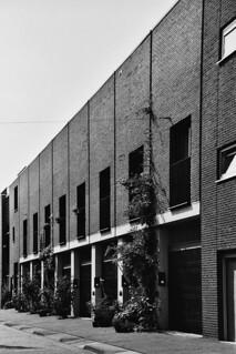 Amsterdam: Reihenhäuser, Claus en Kaan Architekten, 1998