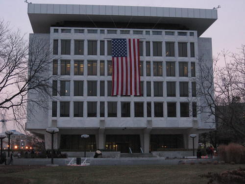 Federal Reserve Annex | by Xeusy