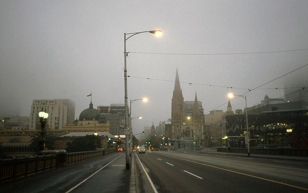 Melbourne winter