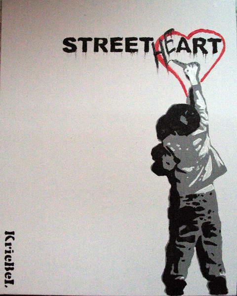 STREET heART - by KrieBeL