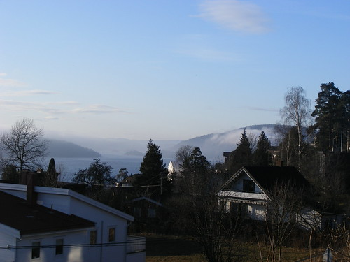 Mist over the Fjord, Drobak | by andy_kyte_uk