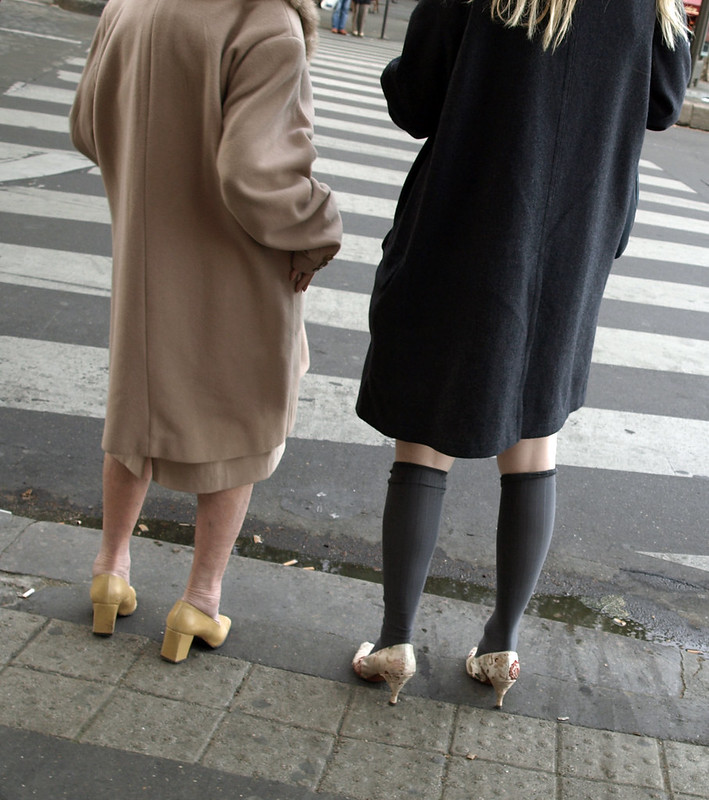Paris Ladies (charming, charming)
