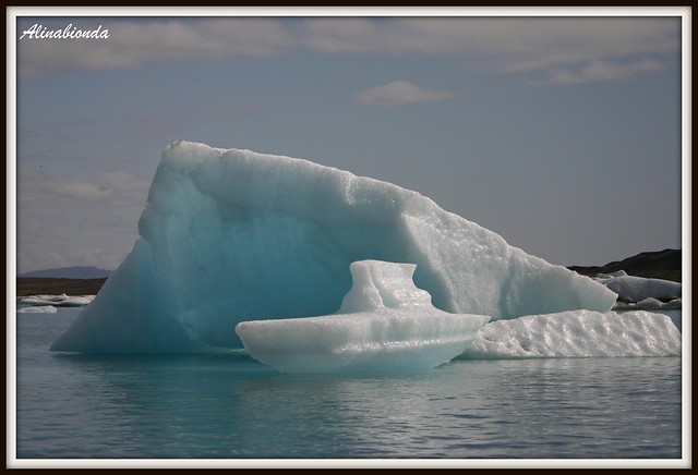 Do you see the ice ship?