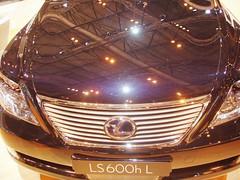 Salón del Automovil Lexus LS 600h L