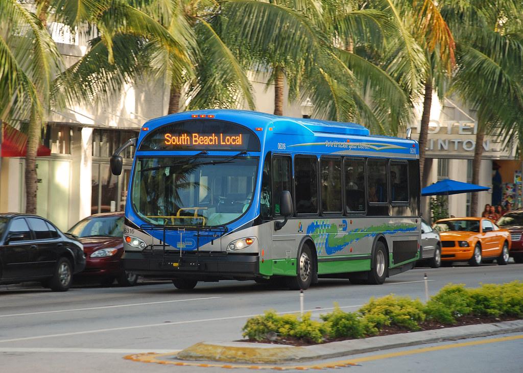 south beach shuttle   opus shuttle bus of miami-dade
