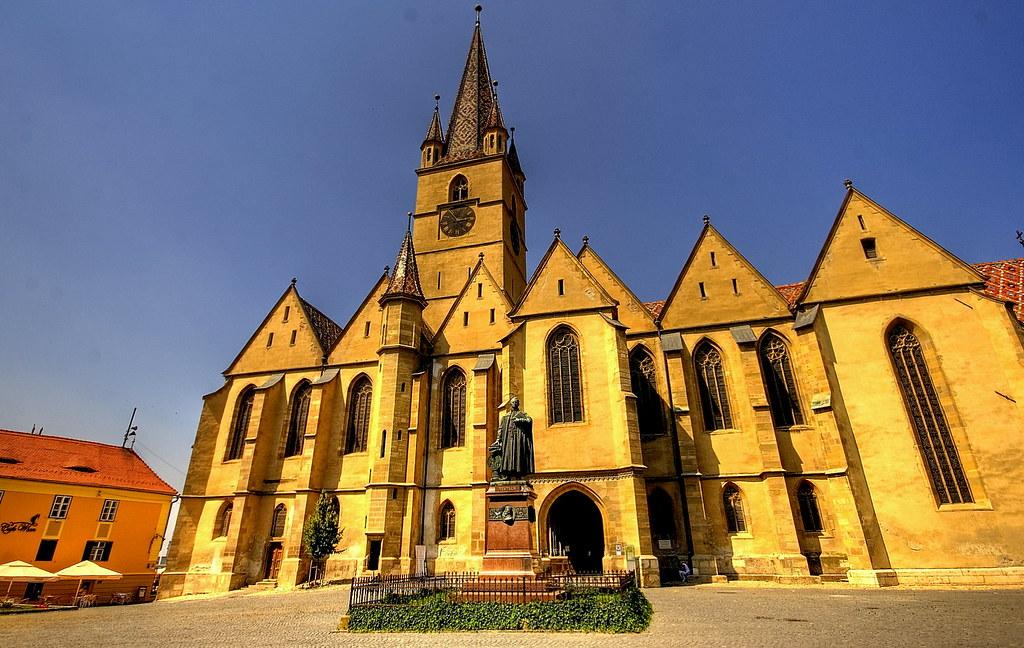 Biserica Evanghelica, Sibiu, Romania