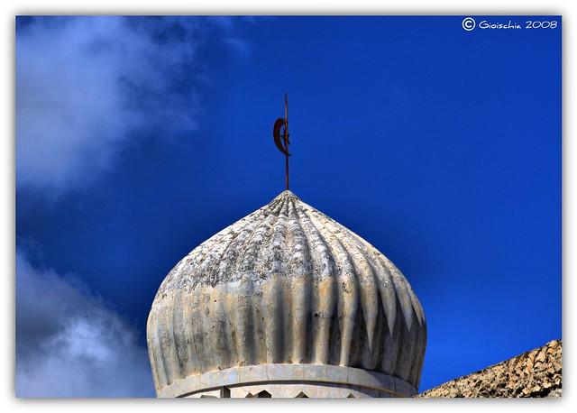 Ischia - Pagoda HDR