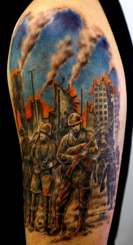 War-Tattoo