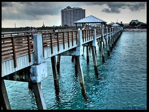 The pier at Juno | by Bill Strong