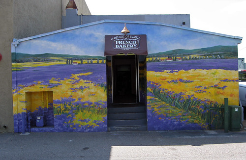 French Bakery,  trompe l'oeil | by miheco