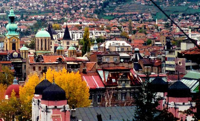 Sarajevo - Multireligious, Multicultural