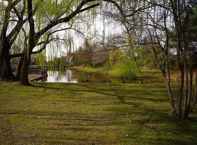 Pleasant Hill Park fishing ponds, Philadelphia, PA | Flickr