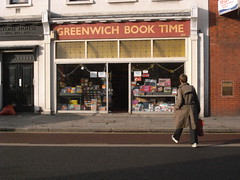 Greenwich Book Time