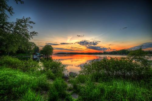 summer lake 3 water minnesota canon eos evening twilight mark iii 5d 28 mn hdr minnetonka 14mm photomatix rokinon