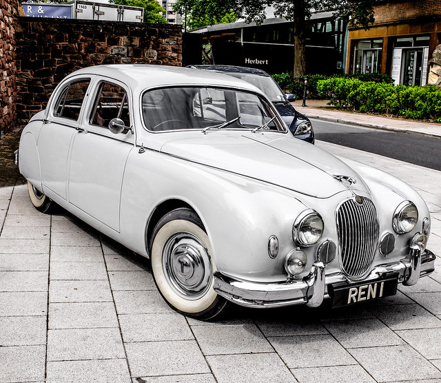 1957 Jaguar MkI 2.4