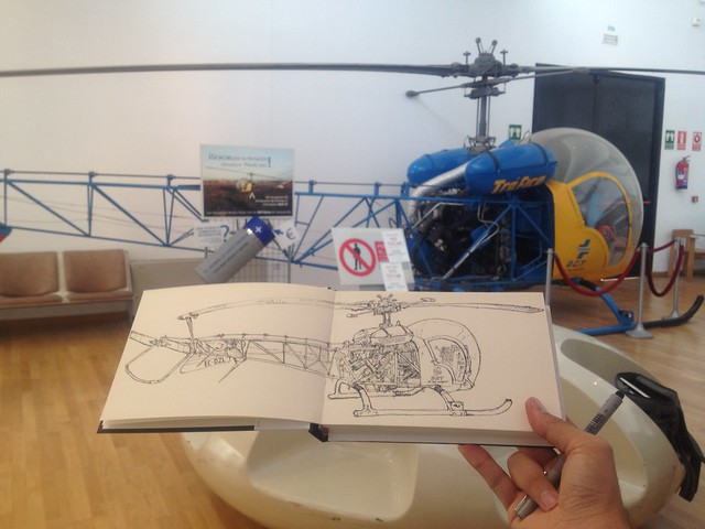 2015-06-20 Bell 47 proceso