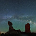 Tombstones of the Gods by Chuck Hilliard Photography