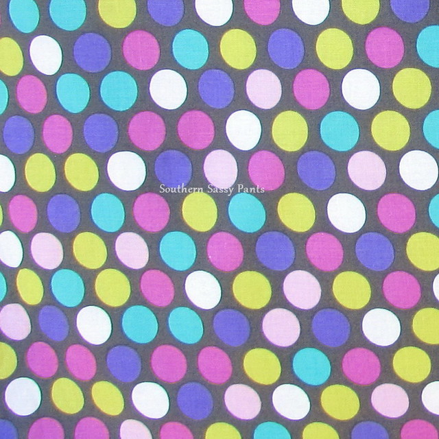 Diddly Dot 100% Cotton