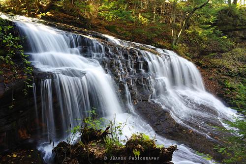 springfieldfalls pa pennsylvania m28 pentax k1 pixelshift manuallens legacylens pentaxk1 longexposure waterfall nature westernpawaterfall pentaxm2835