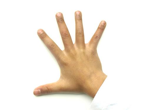 hand | by jaysimons