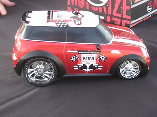 MINI Takes The States MTTS 2008 Chicago