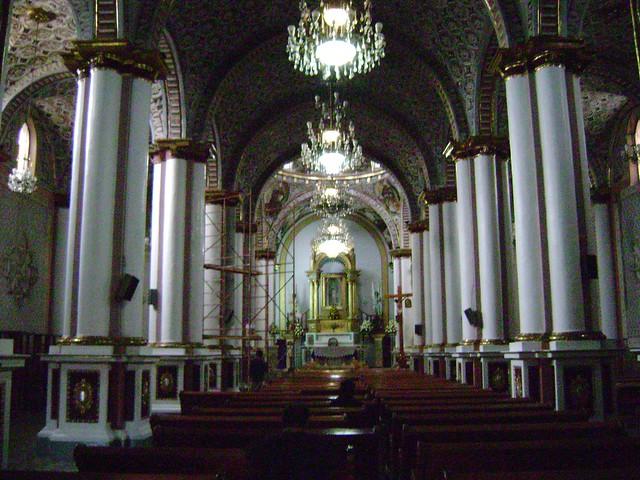 Nuestra Señora de Guadalupe/Our Lady of Guadalupe, Coatepec, Veracruz, México - www.meEncantaViajar.com