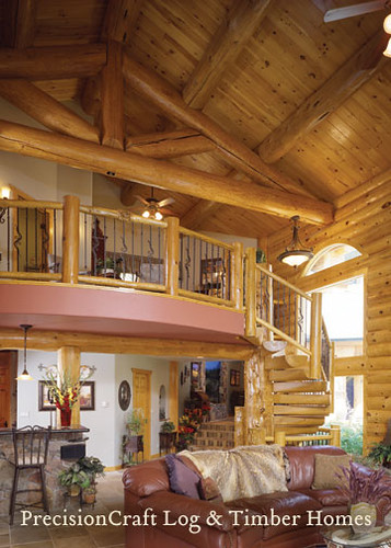 pictures wood homes house mountain home loft stairs design log cabin colorado floor photos timber room great plan staircase frame custom plans architects luxury cabins milled precisioncraft