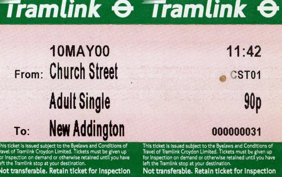 3147924348 e844782034 b - Croydon Tramlink 20th Anniversary