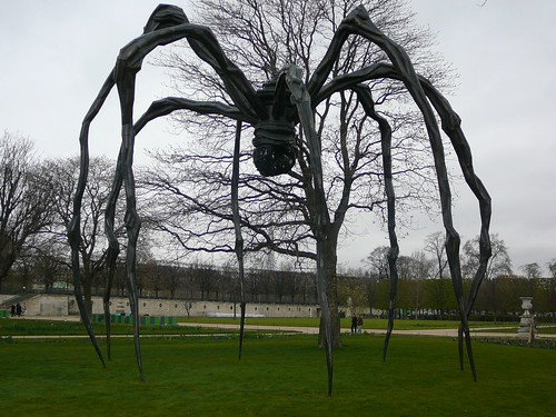 Louise Bourgeois' spider | by davide fantino