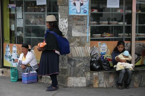 Ambato street scene... | by Nicolai Bangsgaard