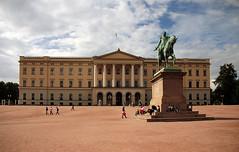 Palacio Real de Oslo 02
