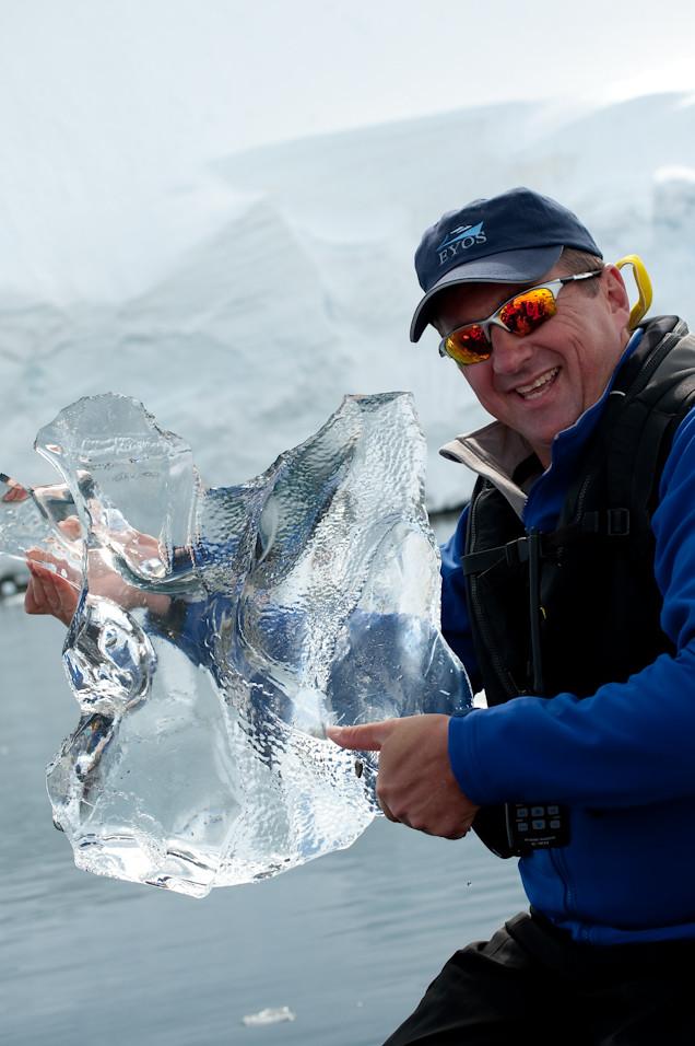 Rob on Ice