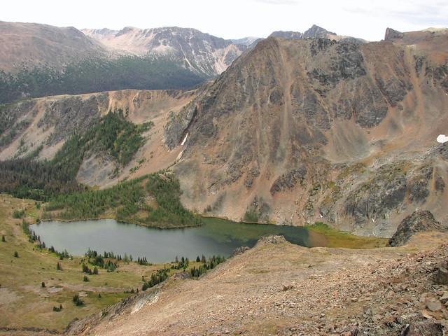 Glacier Lake, 31 Aug 2007