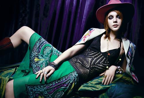 Jessica Stam | Cindy Lin | Flickr
