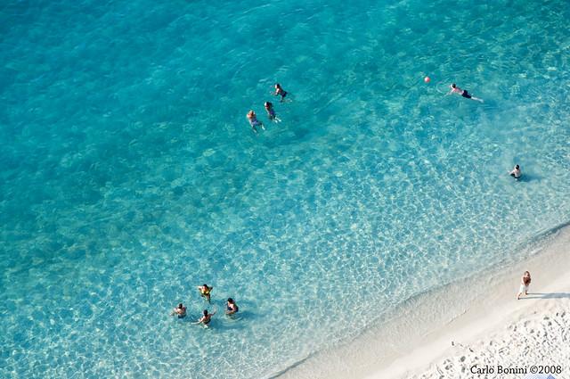 Tropea - Il mare