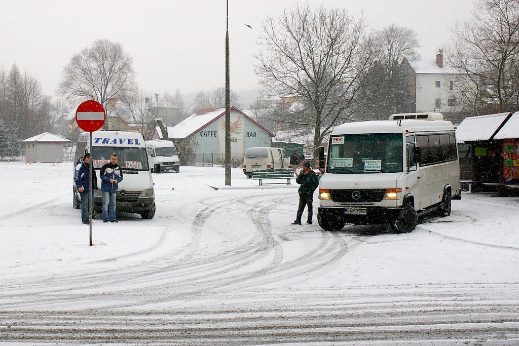 Busowisko / Bus stop