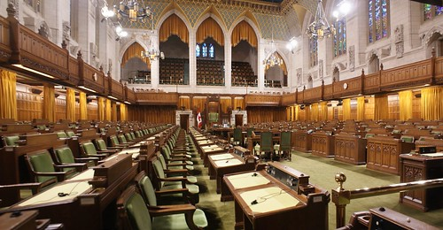 Canadian House of Commons | by Mica_R
