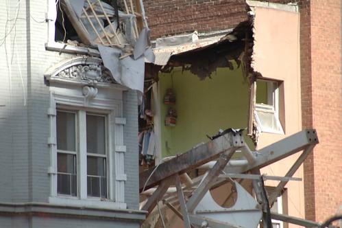 East Side Crane Collapse | by EKavet