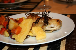 Pollo al timo e verdure arrosto | by MeetTheCohens