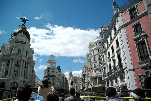Streets of Madrid | by Erin Perry Borron