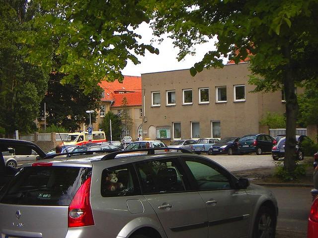 Uniklinik Rostock Schillingallee