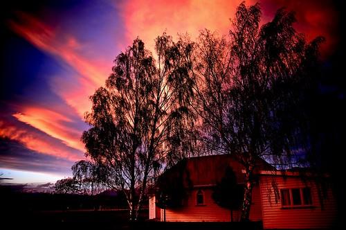 sunset church soe flickrsbest mywinners luggate goldstaraward cogardens