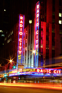 Radio City Music Hall | by carlos_seo