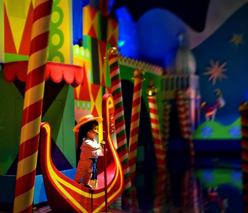 Disney - It's A Small World - Venice, Italy