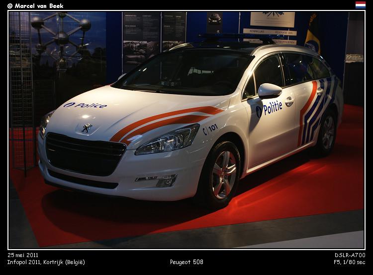 BEL - Peugeot 508 | Marcel | Flickr
