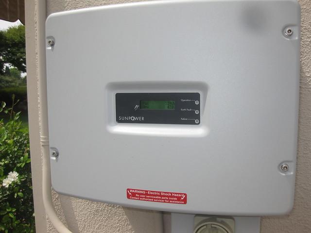 IMG_5109 Scheffler solar electrical by Sun Pacific inverter