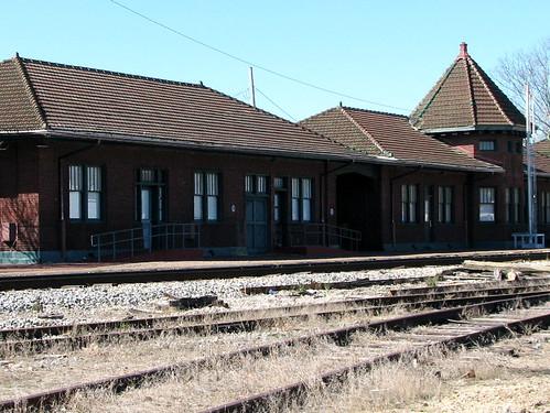 rail railroad track depot hammond louisiana tjean314 buildings 2008 johnhanley public allphotoscopy20052017johnhanleyallrightsreservedcontactforpermissiontouse