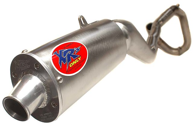 XR's Only Suzuki DRZ400 Exhaust System | XR's Only Suzuki DR